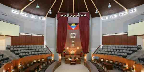 antigua, and, barbuda, parliament